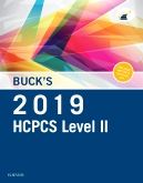 cover image - Buck's 2019 HCPCS Level II Elsevier eBook on VitalSource