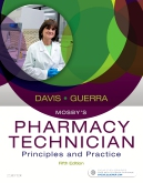 cover image - Evolve Resources for Mosby's Pharmacy Technician,5th Edition