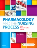 cover image - Evolve Resources for Pharmacology and the Nursing Process,9th Edition