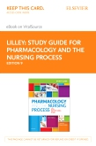 cover image - Study Guide for Pharmacology and the Nursing Process Elsevier eBook on VitalSource (Retail Access Card),9th Edition