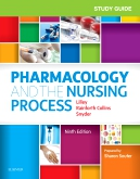 cover image - Study Guide for Pharmacology and the Nursing Process Elsevier eBook on VitalSource,9th Edition