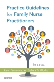 cover image - Practice Guidelines for Family Nurse Practitioners Elsevier eBook on VitalSource,5th Edition