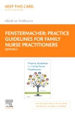 cover image - Practice Guidelines for Family Nurse Practitioners Elsevier eBook on VitalSource (Retail Access Card),5th Edition