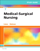 cover image - Study Guide for Medical-Surgical Nursing Elsevier eBook on VitalSource,7th Edition