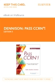 cover image - PASS CCRN®! - Elsevier eBook on VitalSource (Retail Access Card),5th Edition