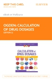cover image - Calculation of Drug Dosages Elsevier eBook on VitalSource (Retail Access Card),11th Edition