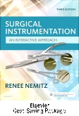 cover image - Surgical Instrumentation - Elsevier eBook on VitalSource + Evolve Retail Access Cards,3rd Edition