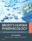 cover image - Brody's Human Pharmacology Elsevier eBook on VitalSource,6th Edition
