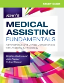 cover image - Study Guide for Kinn's Medical Assisting Fundamentals Elsevier eBook on VitalSource
