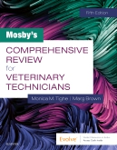 cover image - Mosby's Comprehensive Review for Veterinary Technicians Elsevier eBook on VitalSource,5th Edition