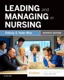 cover image - Evolve Resources for Leading and Managing in Nursing,7th Edition