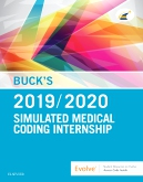 cover image - Buck's Evolve Resources for Simulated Medical Coding Internship, 2019/2020 edition