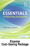 Mosbys Essentials for Nursing Assistants - Text, Workbook, and Clinical Skills package