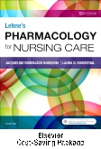 Lehnes Pharmacology for Nursing Care - Text and Pharmacology Online package