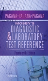 cover image - Mosby's Diagnostic and Laboratory Test Reference - Elsevier eBook on VitalSource,14th Edition