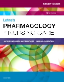 cover image - Study Guide for Lehne's Pharmacology for Nursing Care - Elsevier eBook on VitalSource,10th Edition