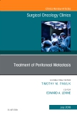 Treatment of Peritoneal Metastasis, An Issue of Surgical Oncology Clinics of North America, E-Book