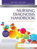 cover image - Nursing Diagnosis Handbook Elsevier eBook on VitalSource,12th Edition