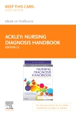 cover image - Nursing Diagnosis Handbook Elsevier eBook on VitalSource (Retail Access Card),12th Edition
