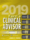 cover image - Ferri's Clinical Advisor 2019 Elsevier eBook on VitalSource