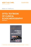 cover image - Textbook of Clinical Echocardiography Elsevier eBook on VitalSource (Retail Access Card),6th Edition