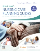 cover image - Evolve Resources for Ulrich & Canale's Nursing Care Planning Guides,8th Edition