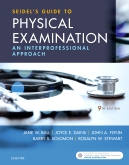 cover image - Physical Examination and Health Assessment Online for Seidel's Guide to Physical Examination,9th Edition