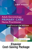 cover image - Adult-Gerontology Primary Care Nurse Practitioner Certification Review Elsevier eBook on VitalSource + Evolve Access (Retail Access Cards)