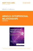 cover image - Interpersonal Relationships Elsevier eBook on VitalSource (Retail Access Card),8th Edition