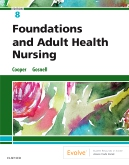 cover image - Evolve Resources for Foundations and Adult Health Nursing,8th Edition