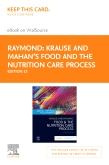 cover image - Krause's Food & the Nutrition Care Process - Elsevier eBook on VitalSource (Retail Access Card),15th Edition