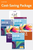 cover image - Step-by-Step Medical Coding 2018 Edition - Text, Workbook, 2019 ICD-10-CM for Hospitals Edition, 2019 ICD-10-PCS Edition, 2018 HCPCS Professional Edition and AMA 2018 CPT Professional Edition Package