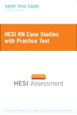 cover image - HESI RN Case Studies with Practice Test - Classic Version
