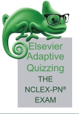 cover image - Elsevier Adaptive Quizzing for the NCLEX-PN Exam - Classic Version,2nd Edition