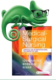 cover image - Elsevier Adaptive Quizzing for Medical-Surgical Nursing - Classic Version,9th Edition