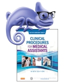 cover image - Elsevier Adaptive Quizzing for Clinical Procedures for Medical Assistants - Classic Version,9th Edition