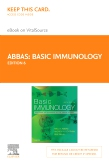 cover image - Basic Immunology - Elsevier eBook on VitalSource (Retail Access Card),6th Edition