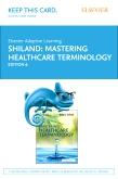 cover image - Elsevier Adaptive Learning for Master Healthcare Terminology (Access Card),6th Edition