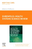 cover image - Health Systems Science Review Elsevier eBook on Vitalsource (Retail Access Card)