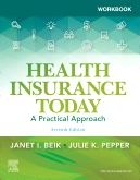 cover image - Workbook for Health Insurance Today Elsevier eBook on VitalSource,7th Edition