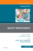 Quality Improvement, An Issue of Nursing Clinics