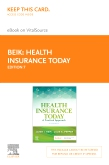 cover image - Health Insurance Today - Elsevier eBook on VitalSource (Retail Access Card),7th Edition
