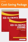 cover image - ICD-10-CM/PCS Coding: Theory and Practice, 2019/2020 Edition Text and Workbook Package