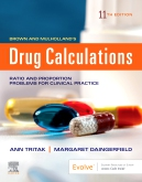 cover image - Evolve Resources for Drug Calculations,11th Edition
