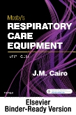 cover image - Mosby's Respiratory Care Equipment - Binder Ready,10th Edition