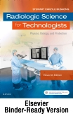 cover image - Radiologic Science for Technologists - Binder Ready,11th Edition