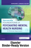 cover image - Varcarolis' Foundations of Psychiatric-Mental Health Nursing - Binder Ready,8th Edition