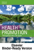 cover image - Health Promotion Throughout the Life Span - Binder Ready,9th Edition