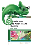 cover image - Elsevier Adaptive Quizzing for Foundations and Adult Health Nursing,8th Edition
