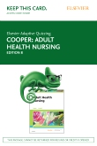 cover image - Elsevier Adaptive Quizzing for Adult Health Nursing (Access Card),8th Edition
